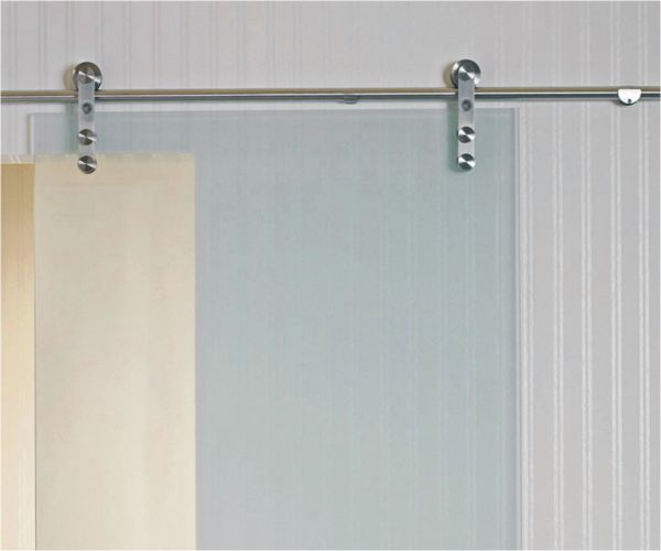 Eclisse Vetro Glide Door System Surface Mounted Glass