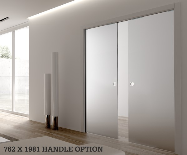 Double Glass 762 Option