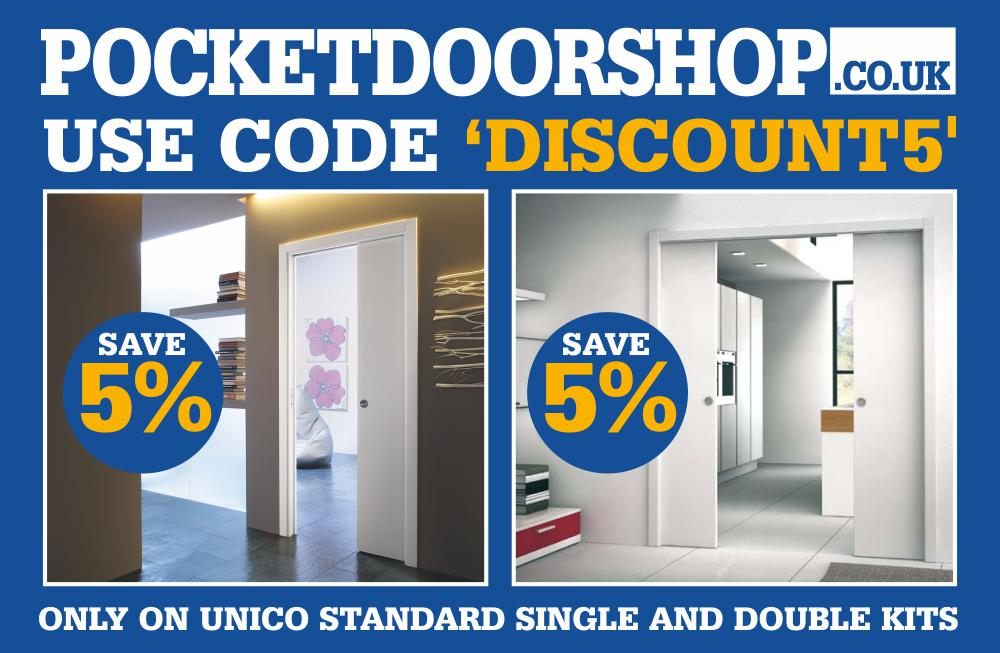 Pocket Door Discount Code