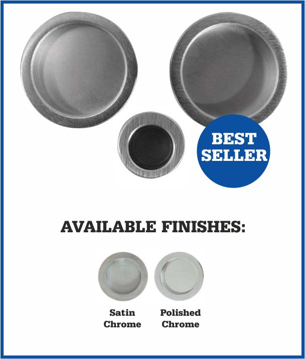 Essential Flush Pull Set - Best Seller