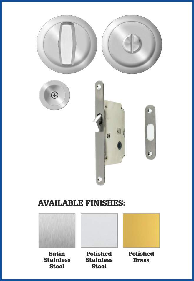 Karcher Bathroom Lock Set
