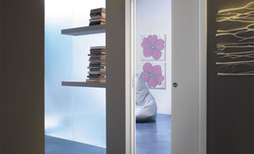 Create A New Room With A Pocket Door