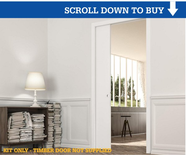 Eclisse Unico SD100 Pocket Door